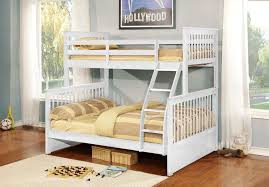 InRoom Designs Twin Over Full LShaped Bunk Bed  Reviews Wayfair - L shaped bunk beds twin over full