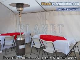 rent a canopy patio heater rentals outdoor propane heaters for rent prices
