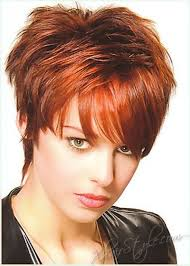 short hairstyles for women over 50 short spiky haircuts for