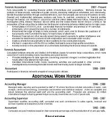 General Ledger Accountant Resume Sample by Download Accountant Resume Examples Haadyaooverbayresort Com
