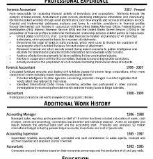 General Ledger Accountant Resume Sample by Download Accountant Resume Examples Haadyaooverbayresort Com