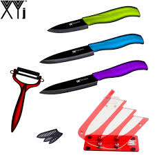 compare prices on red kitchen knives online shopping buy low