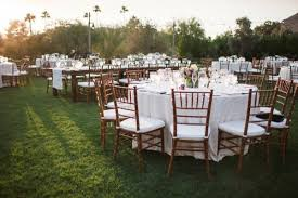 outdoor wedding venues az scottsdale wedding at el chorro from meola