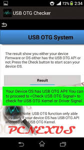 format flashdisk untuk otg how to check an android phone tablet for usb otg support pcnexus