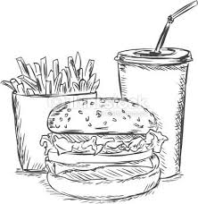 25 unique food sketch ideas on pinterest cookbook design