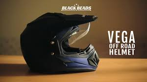 motocross helmet with face shield vega off road helmet quick review youtube