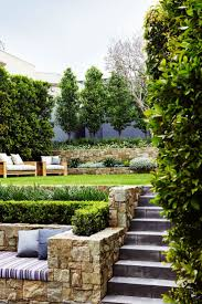 Small Backyard Landscaping Ideas by Best 20 Terraced Garden Ideas On Pinterest Sloping Garden