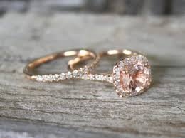 Pink Diamond Wedding Rings by Morganite Rings A Gorgeous Alternative To Pink Diamonds