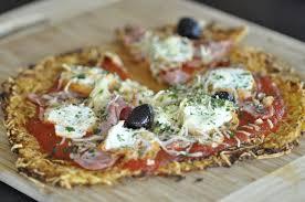 jeux de cuisine de pizza au chocolat la pizza improbable pâte à base de chou fleur cuisine avec