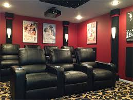 home theater interiors home theater interiors and room acoustics installation seattle