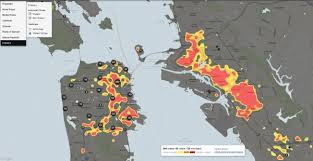 san jose crime map trulia 8 best oakland images on content purse storage and