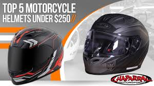 motorcycle helmets 2017 best motorcycle helmet for under 250 gear guide at chapmoto