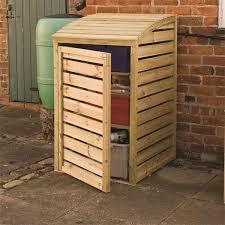 small wooden garden storage cori u0026matt garden