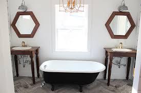 Farm Style Bathroom Vanities Diy Farmhouse Bathroom Vanities Thewhitebuffalostylingco Com