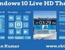 microsoft themes for nokia c2 01 windows 10 live hd theme for nokia c1 01 c1 02 c2 00 107 108