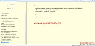 mitsubishi asx 2015 service manual cd auto repair manual forum