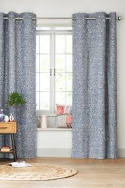 Blue Grey Curtains Next Curtains Blue Gopelling Net
