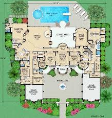 mansion home floor plans excellent ideas mansion house plans best 25 on home