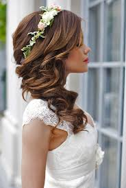 bridal hair for oval faces 39 gorgeous blooming wedding hair bouquets bouquet wedding