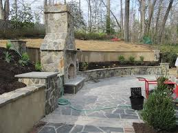 Backyard Flagstone Patio Ideas 26 Awesome Stone Patio Designs For Your Home Page 3 Of 5