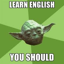 Me Me Me English - learn english you should create meme