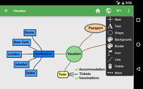 schematicmind free mind map android apps on google play