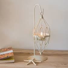 Shabby Chic Candle Sconces French Shabby Chic Style Iron Wire Knitted Irregular Shape Bird