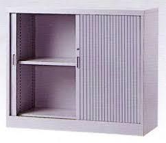 Roll Door Cabinet Zeta Roller Shutter Door Cabinet From Apres Marketing Pte Ltd