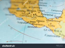 geographical map of guatemala map view nexpa mexico on geographical stock photo 374481565