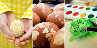 cheap easter eggs 15 creative ways to decorate easter eggs bored panda