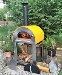 backyard brick oven forno bello wood fired brick oven