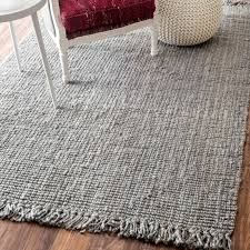 jute rug chunky loop jute rug a cottage in the city