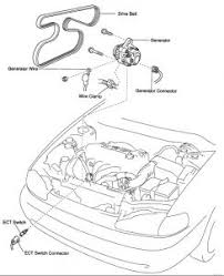 1998 toyota corolla engine diagram 1998 toyota corolla fan switch engine cooling problem 1998 toyota
