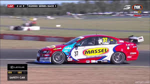 used lexus qld kumho tyres australian v8 touring car series 2016 race 1