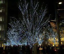outdoor solar christmas lights ebay