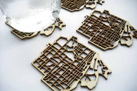 cool coasters zion u0027s figure coasters cool jewish gifts cool