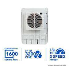 mastertemp 250 manual mastercool 3200 cfm slim profile window evaporative cooler for