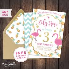 pool party invitations free flamingo invitation flamingo party pool party pool party