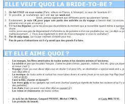 questionnaire mariage une gazette pour organiser un evjf mademoiselle dentelle