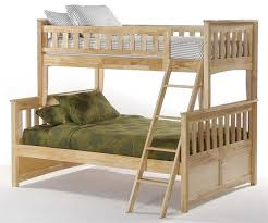 Timber Bunk Bed And Day Bunk Bed In Spices