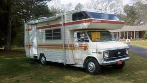 chevy motorhome 1977 coachmen leprechaun class c rv fsbo in muscle shoals alabama