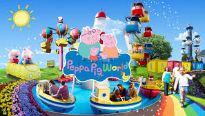 peppa pig ower southampton united kingdom