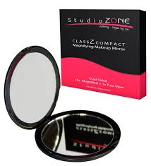 magnifying mirror 10x compact makeup mirror