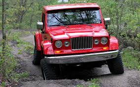 is the jeep pickup truck bouttime jeep wrangler pickup confirmed