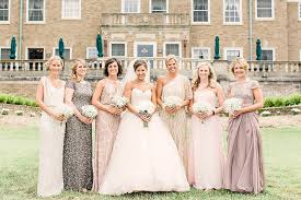 wedding bridesmaid dresses best of 2014 bridesmaids dresses the black tie