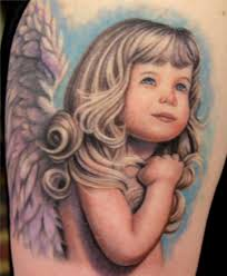 angel wing tattoo designs small little angel tattoos angel littlegirlangel http