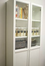 Billy Bookcase With Doors Ikea Billy Bookcase Pantry Hack Hometalk