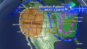 Fort Worth Map Us Jetstream Pattern Cbs Dallas Fort Worth With Map Of Current Us