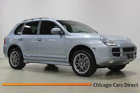 2005 Porsche Cayenne - chicago cars direct presents a 2006 porsche cayenne s titanium