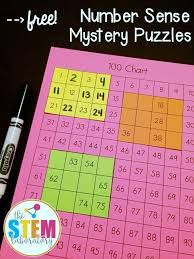 place value mystery number free number sense mystery puzzles what a way to practice
